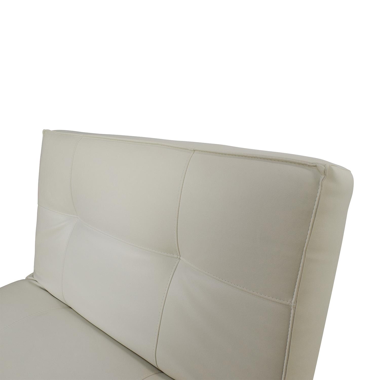 Innovation Innovation Split Back Leather Chair for sale