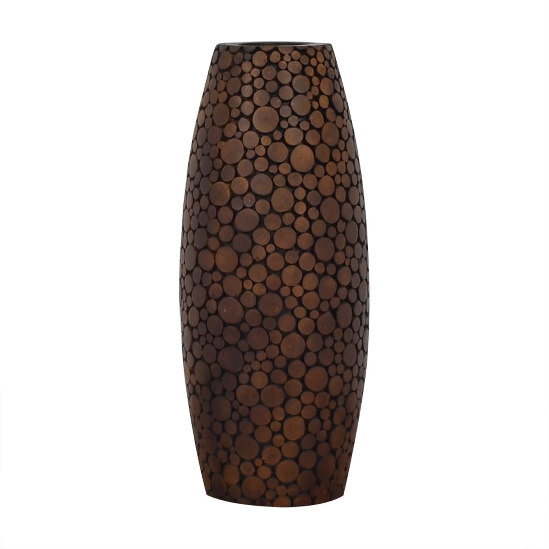 ABC Carpet & Home ABC Carpet & Home Carved Vase price