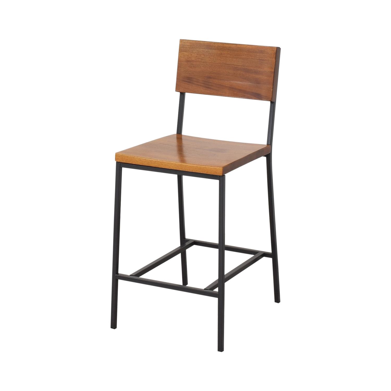 shop West Elm Rustic Bar Stools West Elm Chairs