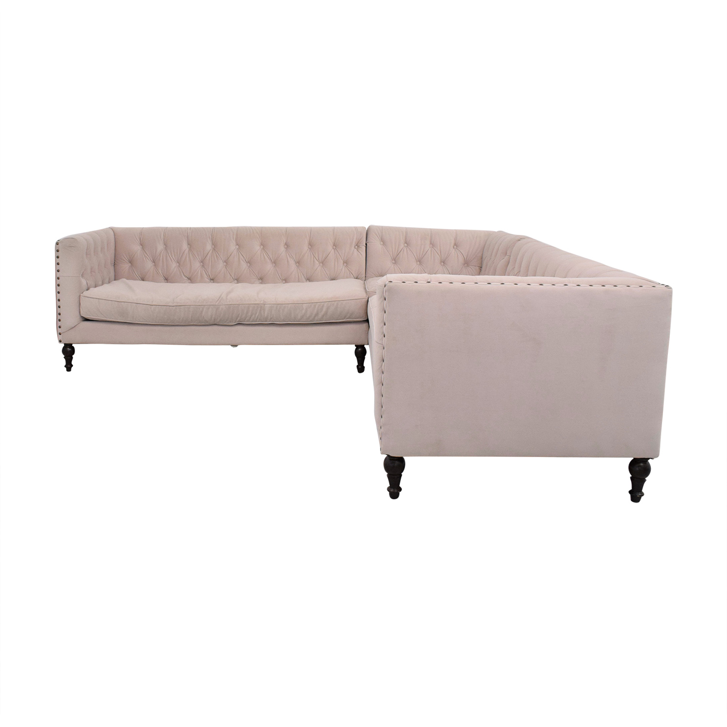 Z Gallerie Z Gallerie Roberto Sectional Sofa ct