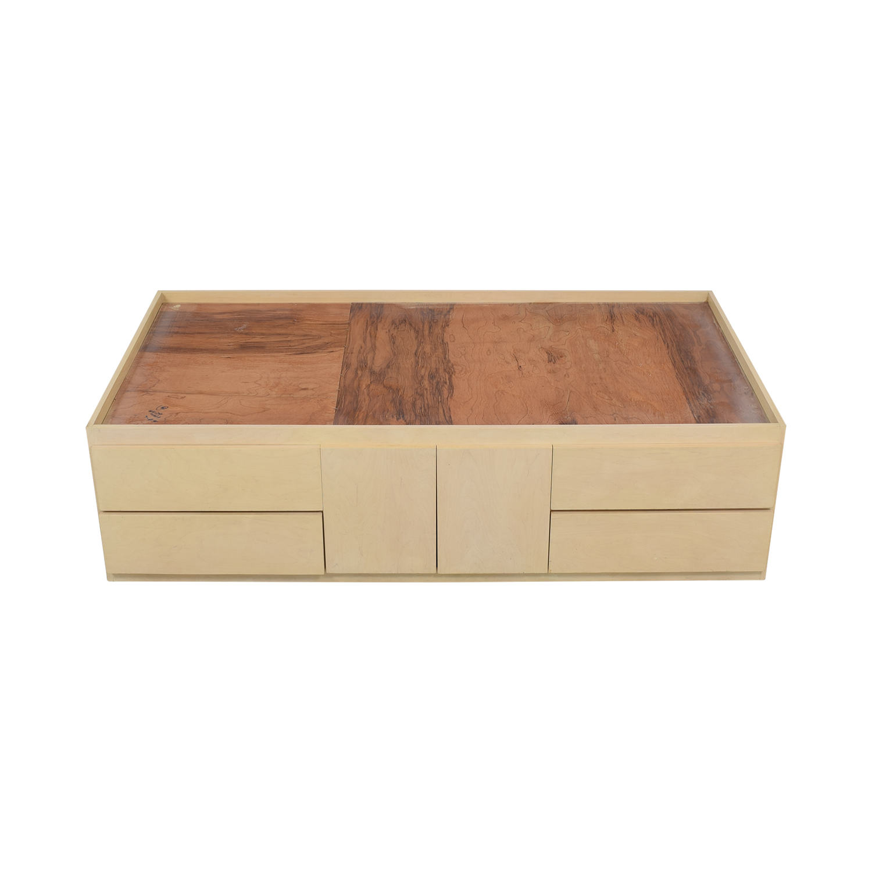 Gothic Furniture Twin Storage Bed Gothic Cabinet Craft
