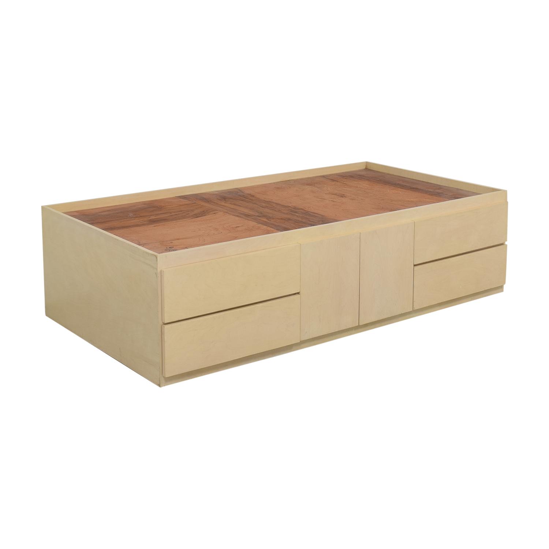 Gothic Cabinet Craft Gothic Furniture Twin Storage Bed discount