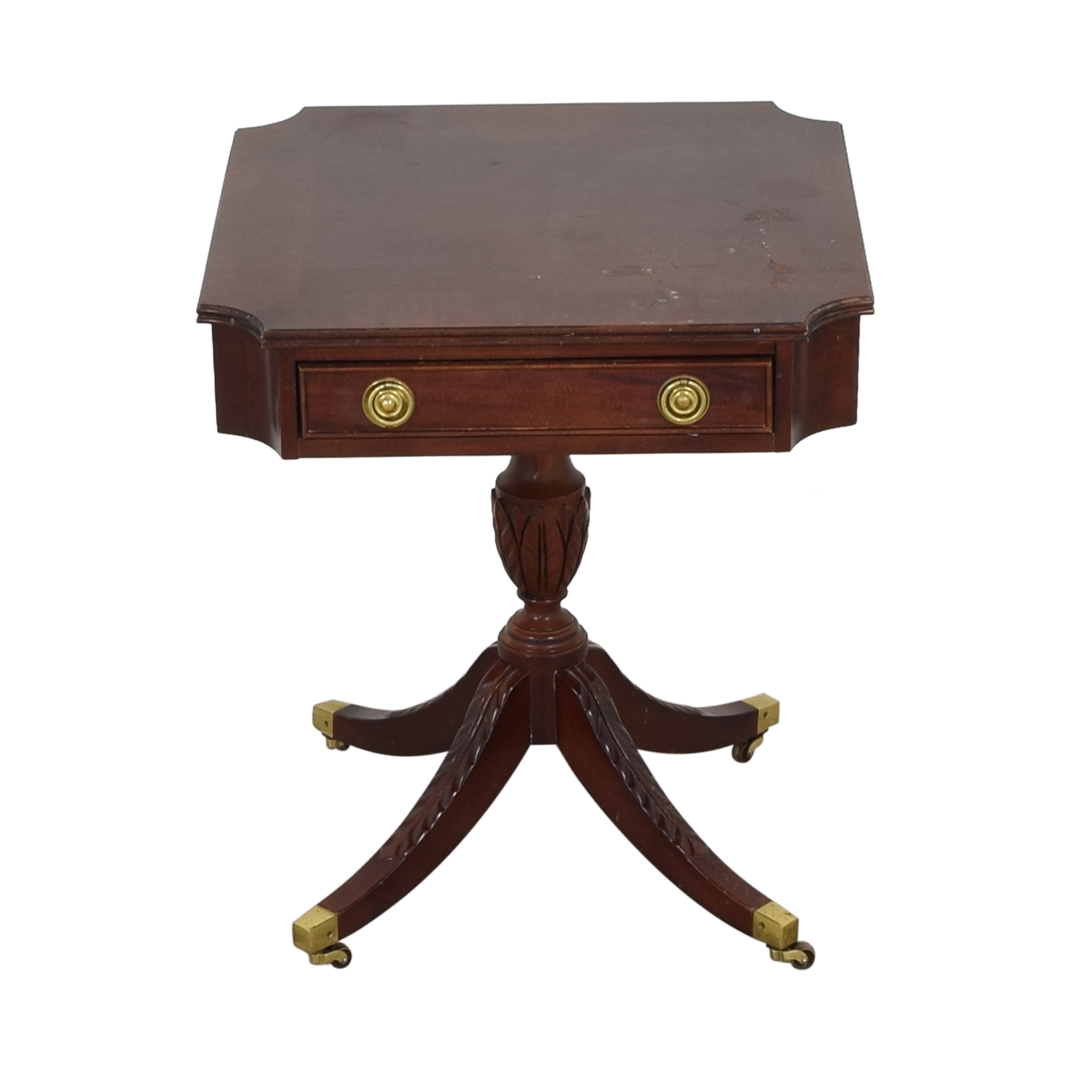 Century Furniture End Table / End Tables