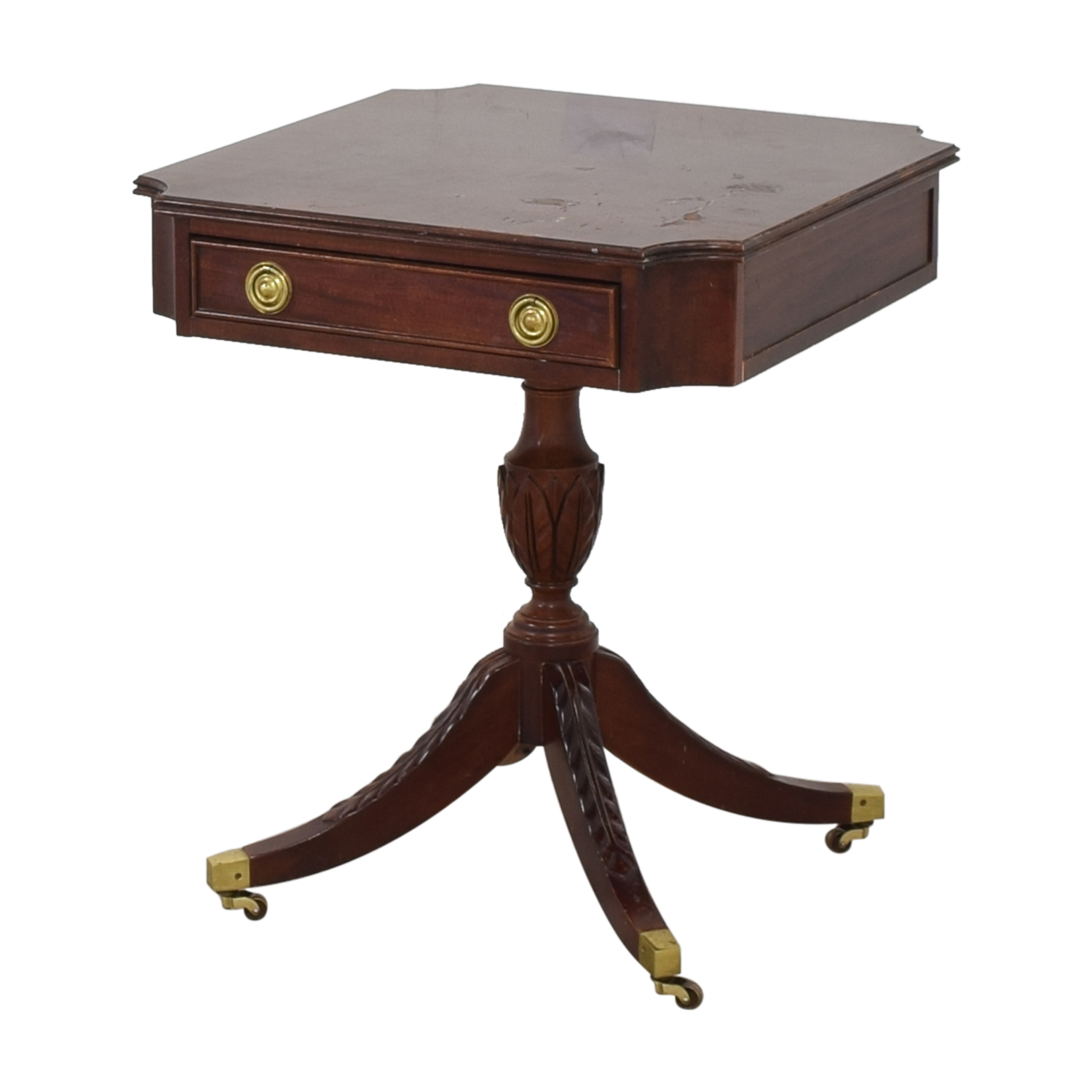 Century Furniture Century Furniture End Table dimensions