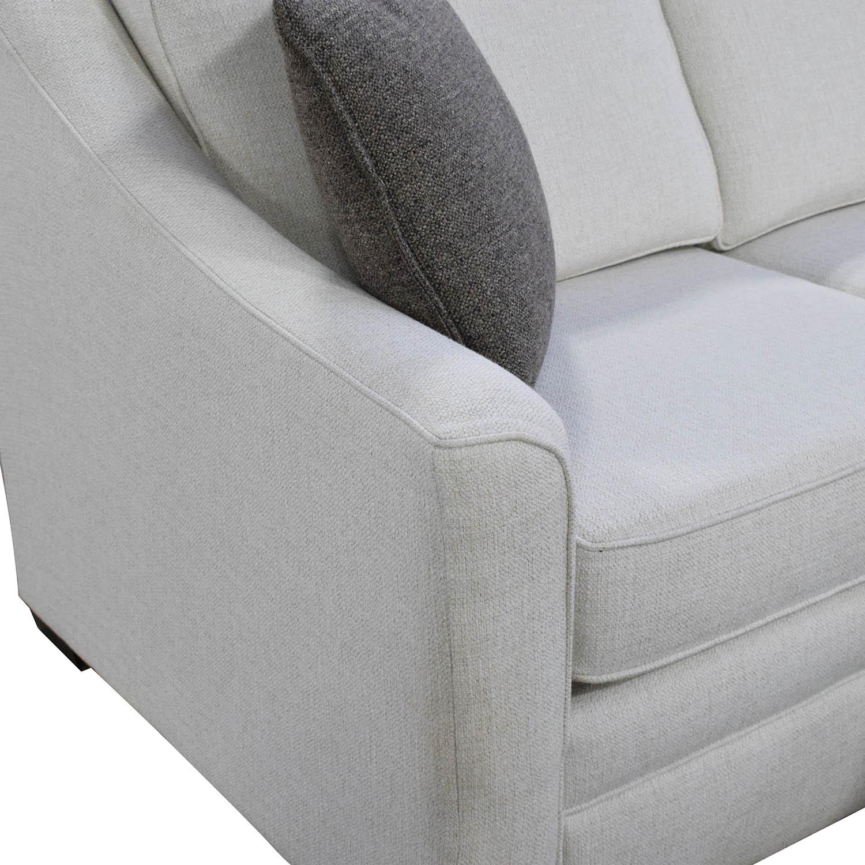 England Furniture England Furniture U Shaped Sectional Sofa nyc