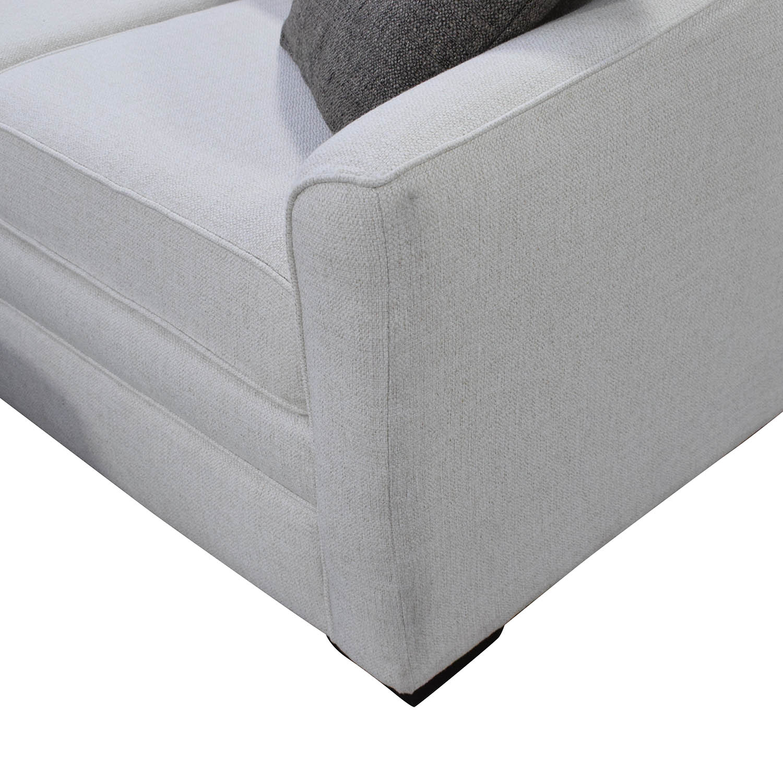 53% OFF - England Furniture England Furniture U Shaped Sectional Sofa /  Sofas