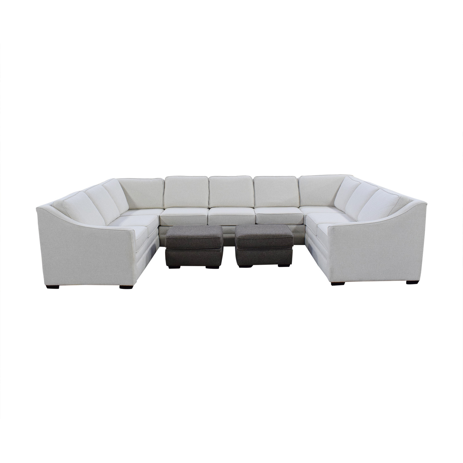 England Furniture England Furniture U Shaped Sectional Sofa on sale