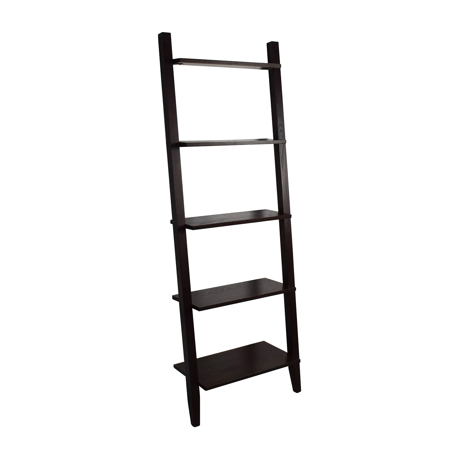 shop Crate and Barrel Crate & Barrel Wooden Leaning Shelves online