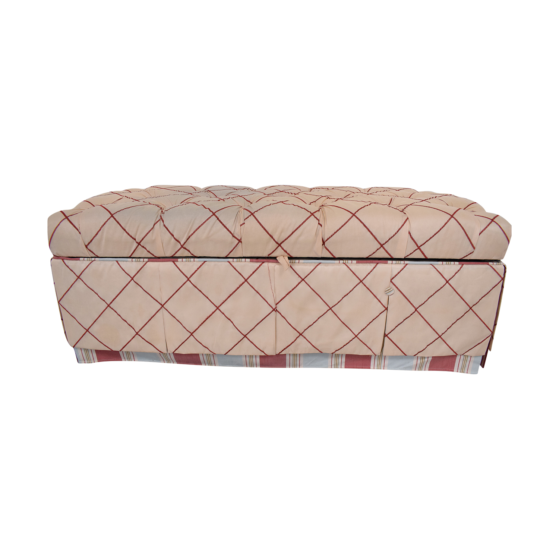 Jennifer Taylor Jennifer Taylor Home Storage Bench Chairs