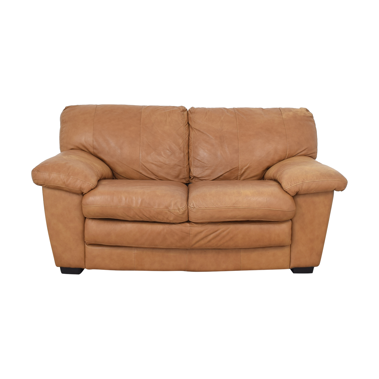 62 Off Natale Furniture Natale Two Seat Loveseat Sofas