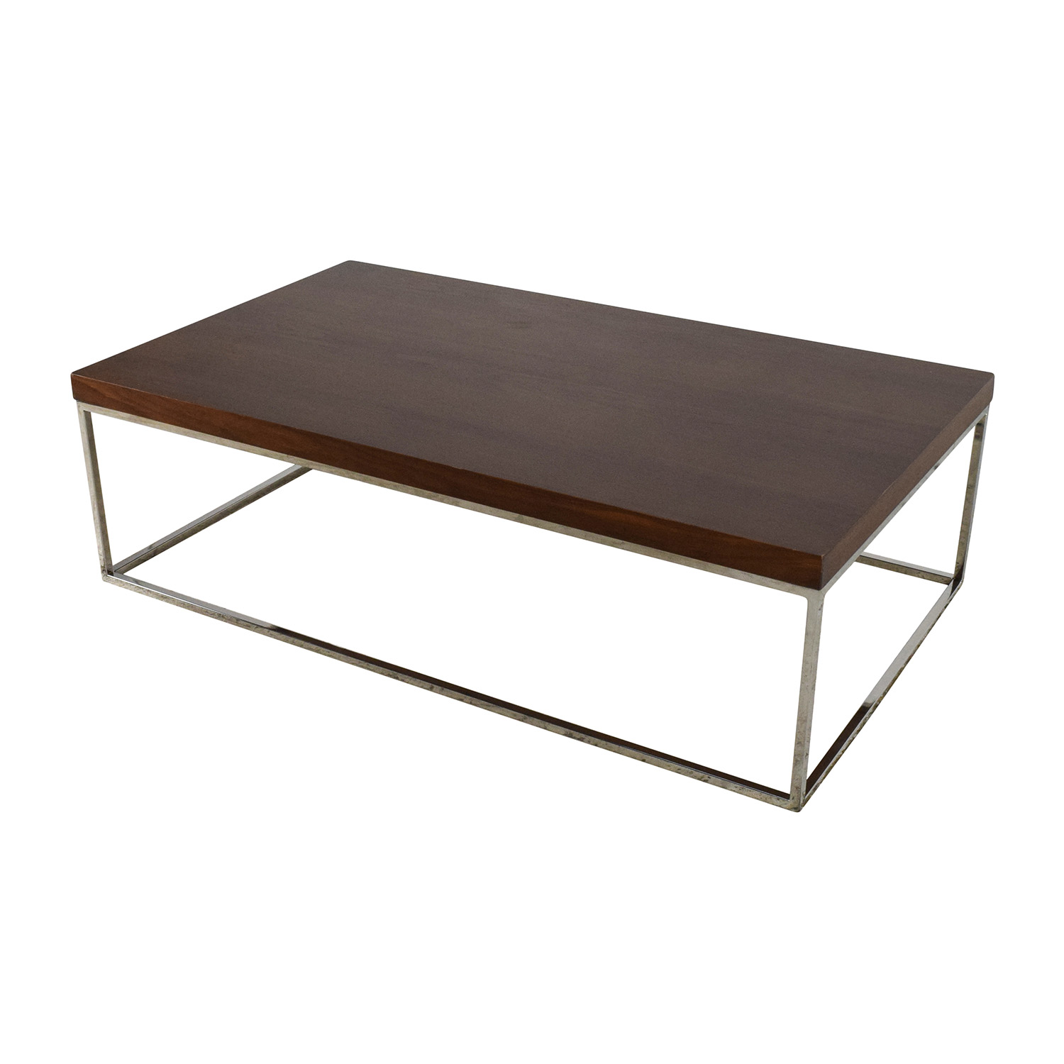 80 Off West Elm West Elm Copenhagen Coffee Table Tables