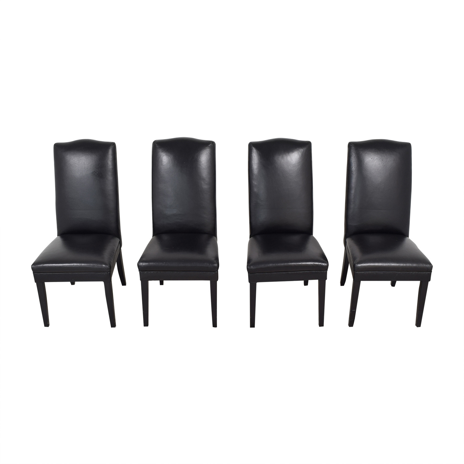 Classic Style High Back Dining Chairs