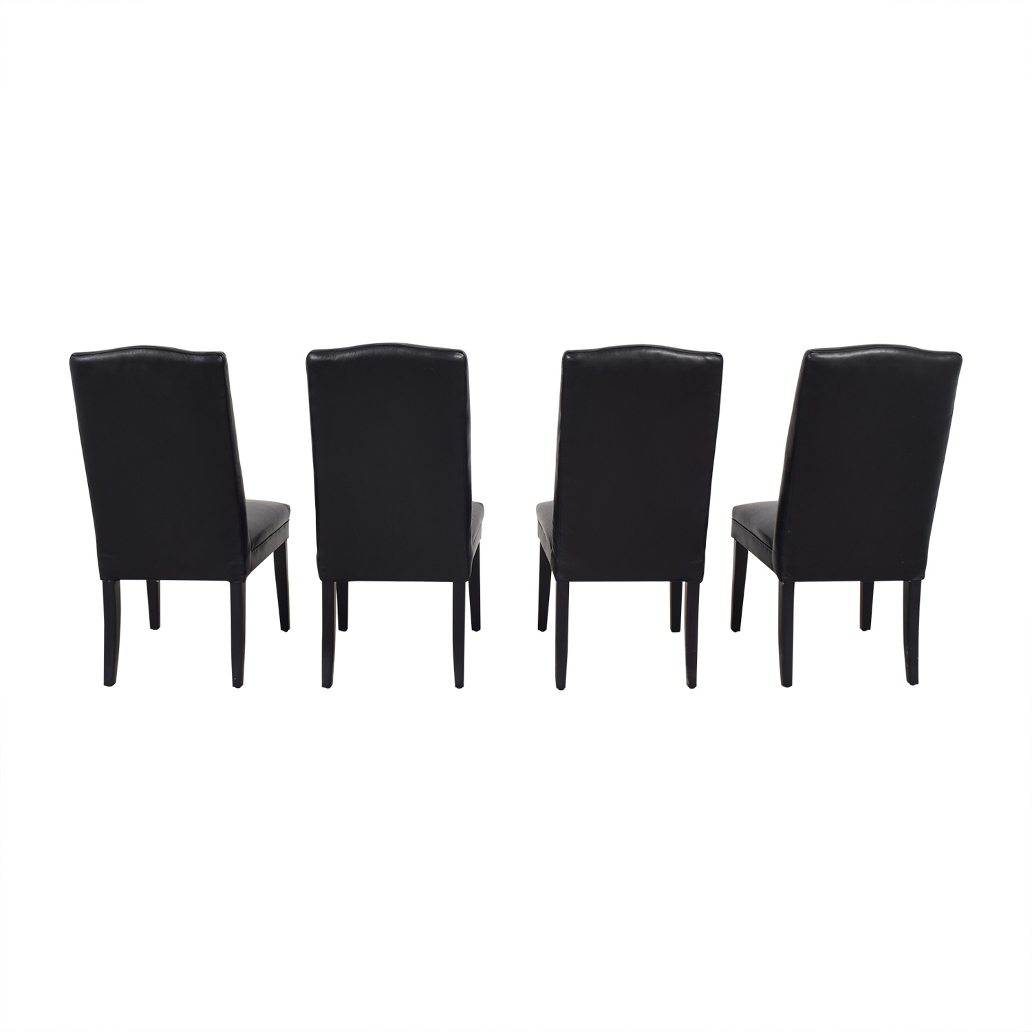Classic Style High Back Dining Chairs / Chairs
