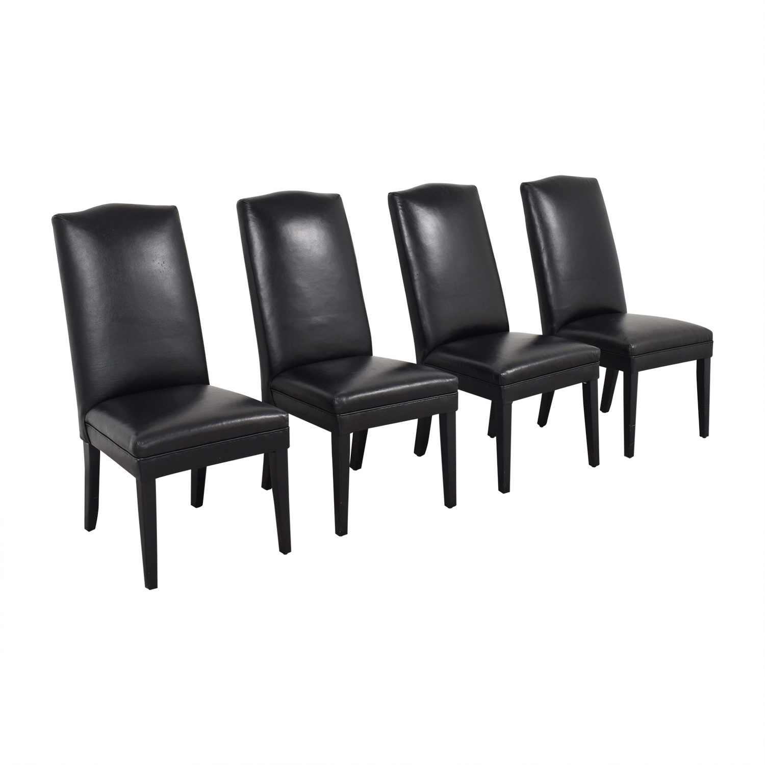 Classic Style High Back Dining Chairs coupon