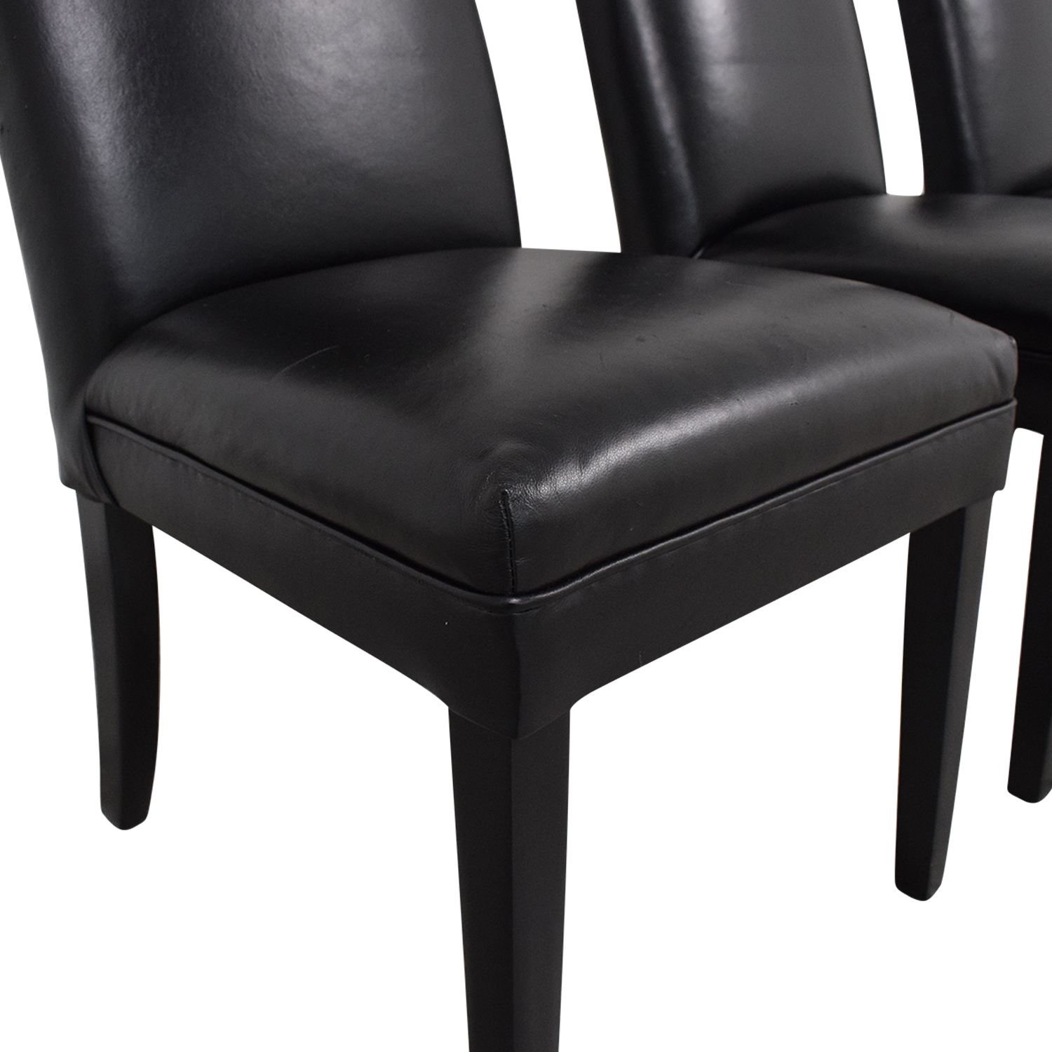Classic Style High Back Dining Chairs ct