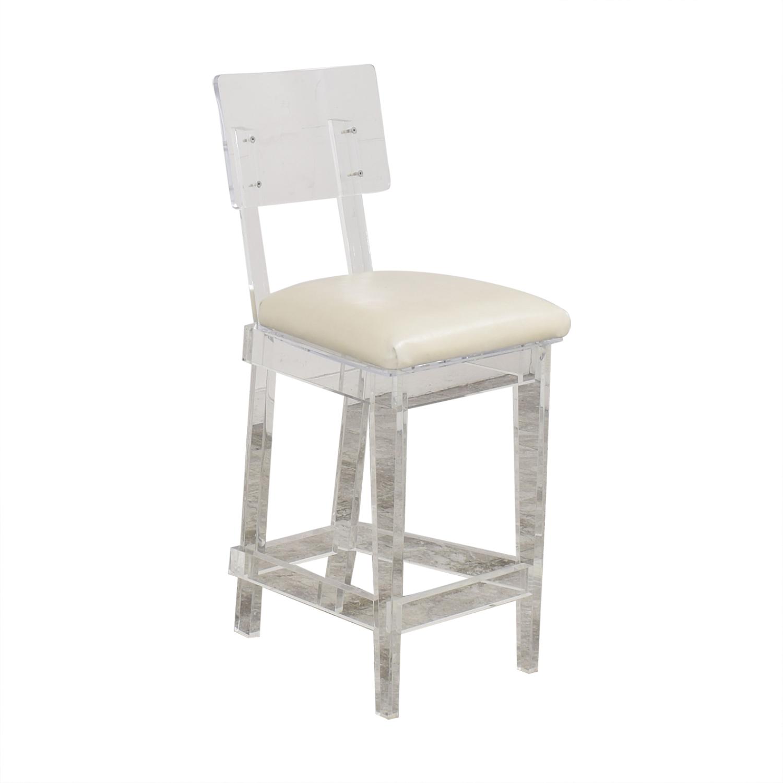 Plexi-Craft King George Bar Stool / Chairs
