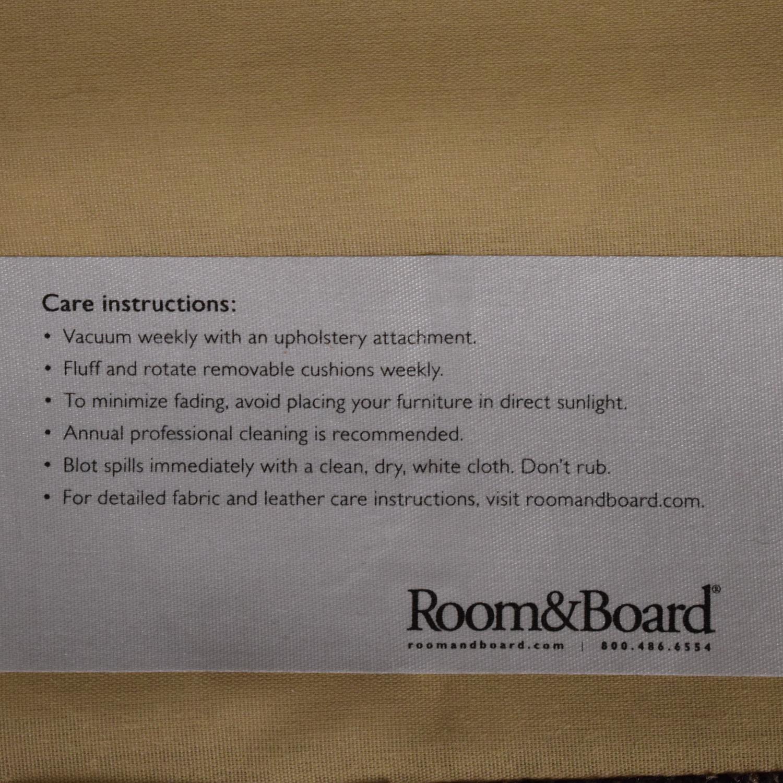 Room & Board Harding Chair Room & Board