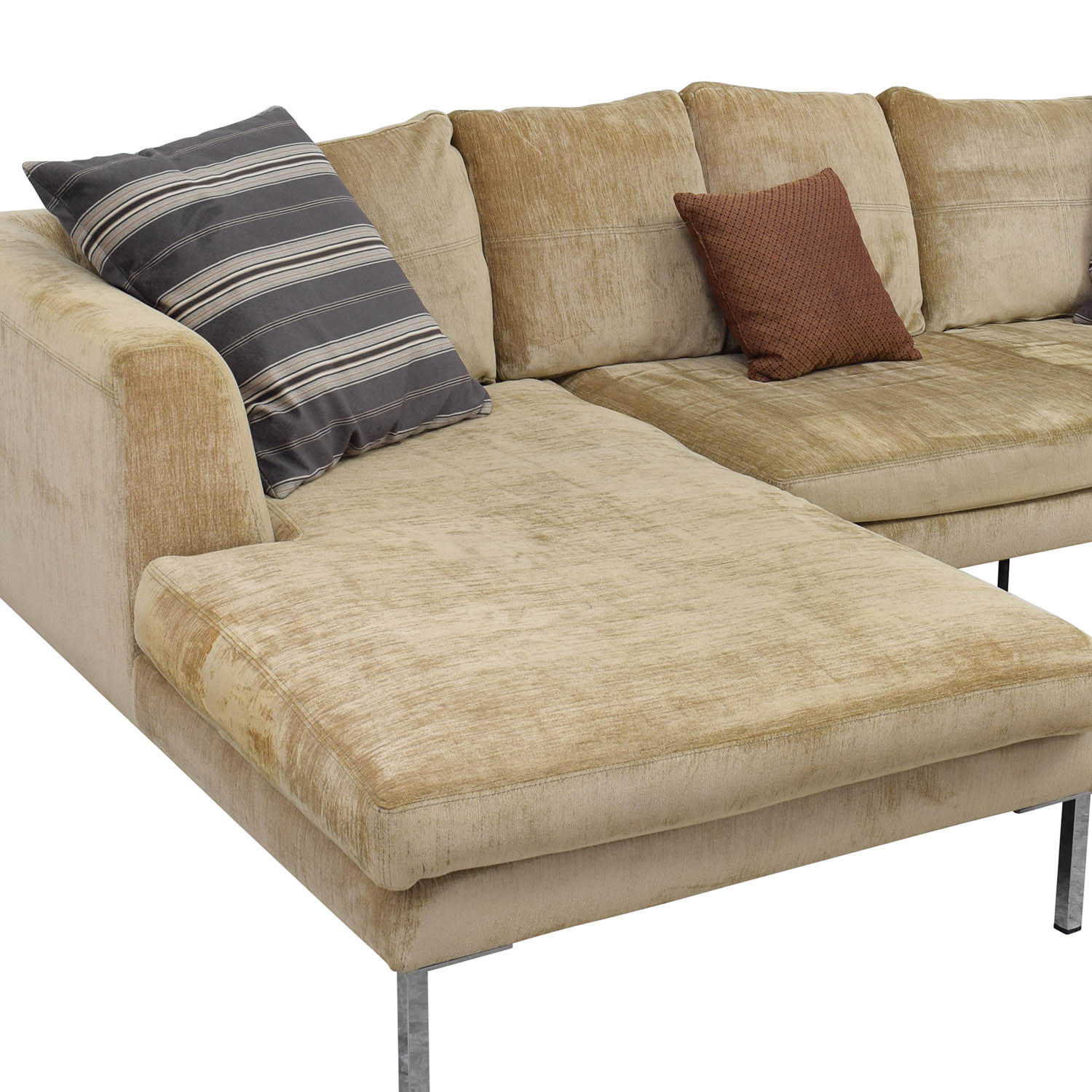 ... buy Modani Beige Sectional Sofa Modani ...  sc 1 st  Furnishare : modani sectional - Sectionals, Sofas & Couches