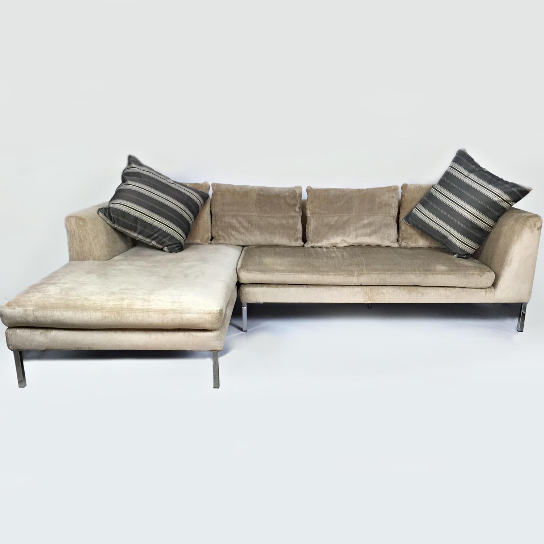 69% OFF Modani Modani Sectional Sofa Sofas