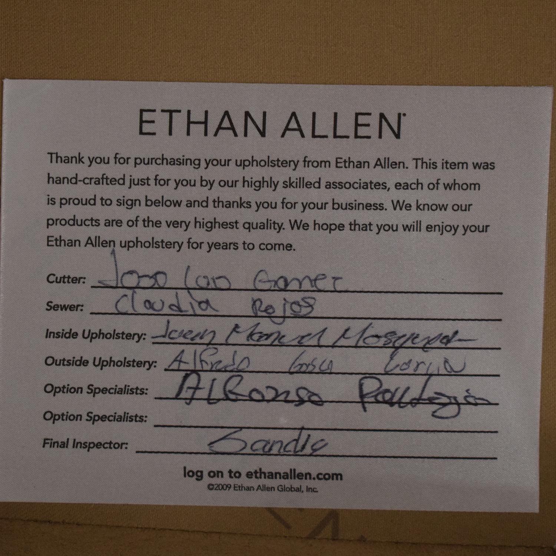 buy Ethan Allen Ethan Allen Retreat Roll-Arm Four-Piece Sectional online