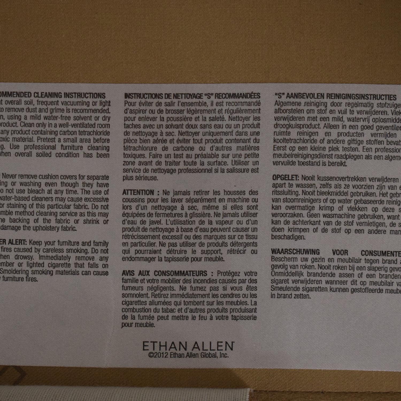 Ethan Allen Ethan Allen Retreat Roll-Arm Four-Piece Sectional discount
