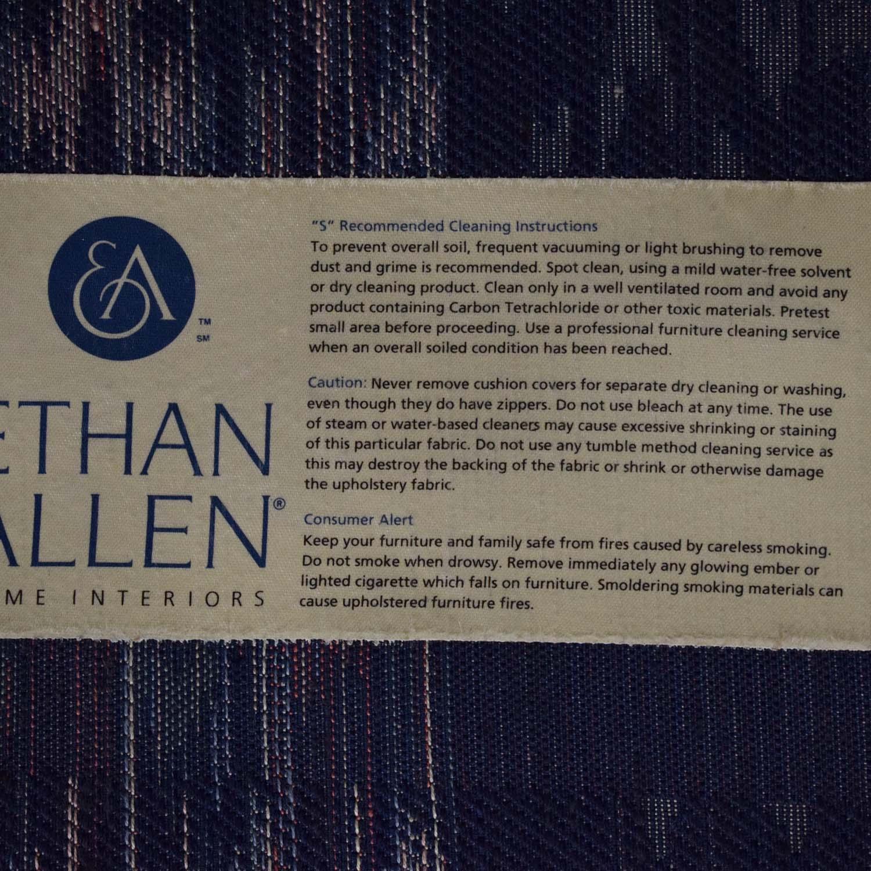 Ethan Allen Accent Club Chair Ethan Allen