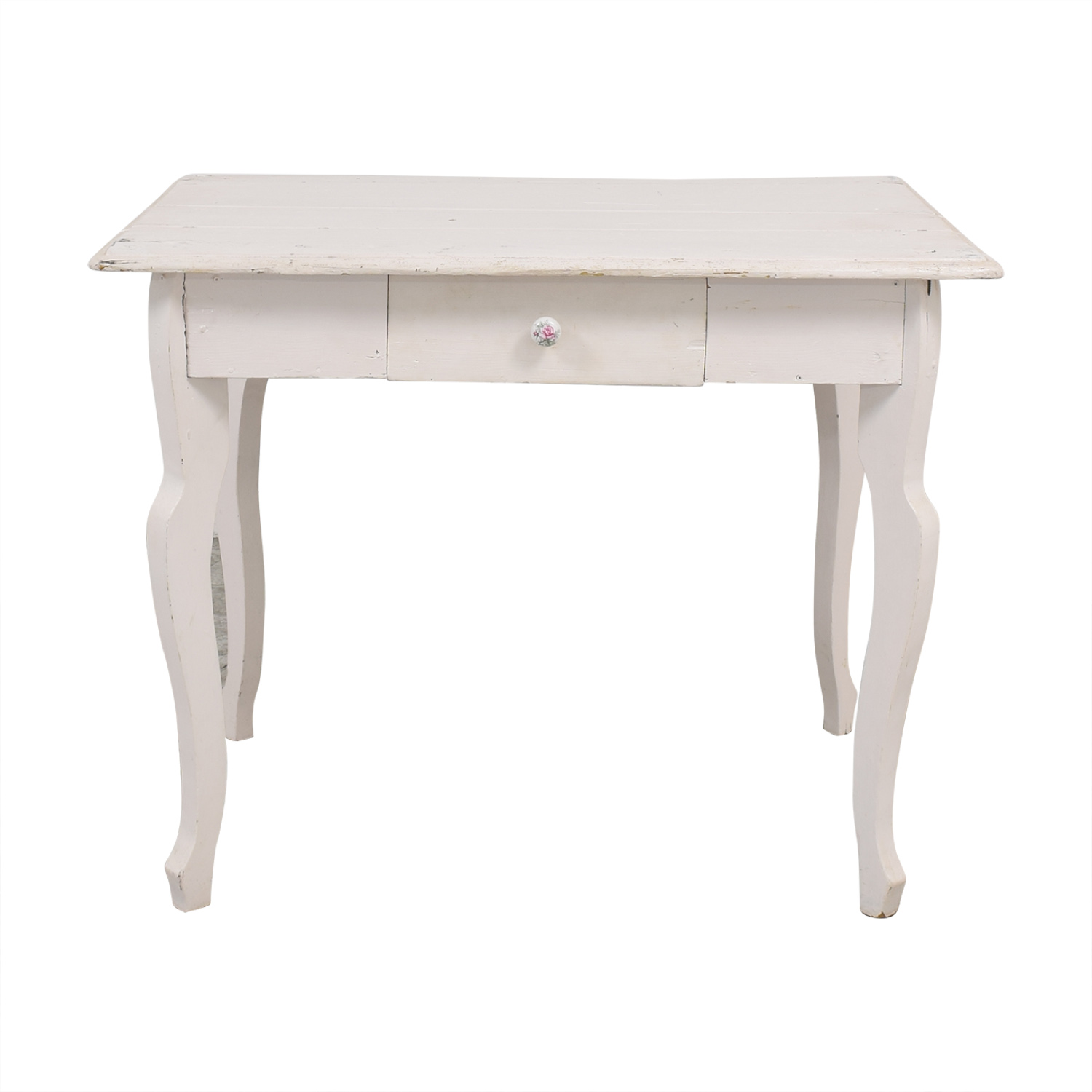buy Anthropologie Single Drawer Writing Desk Anthropologie Tables
