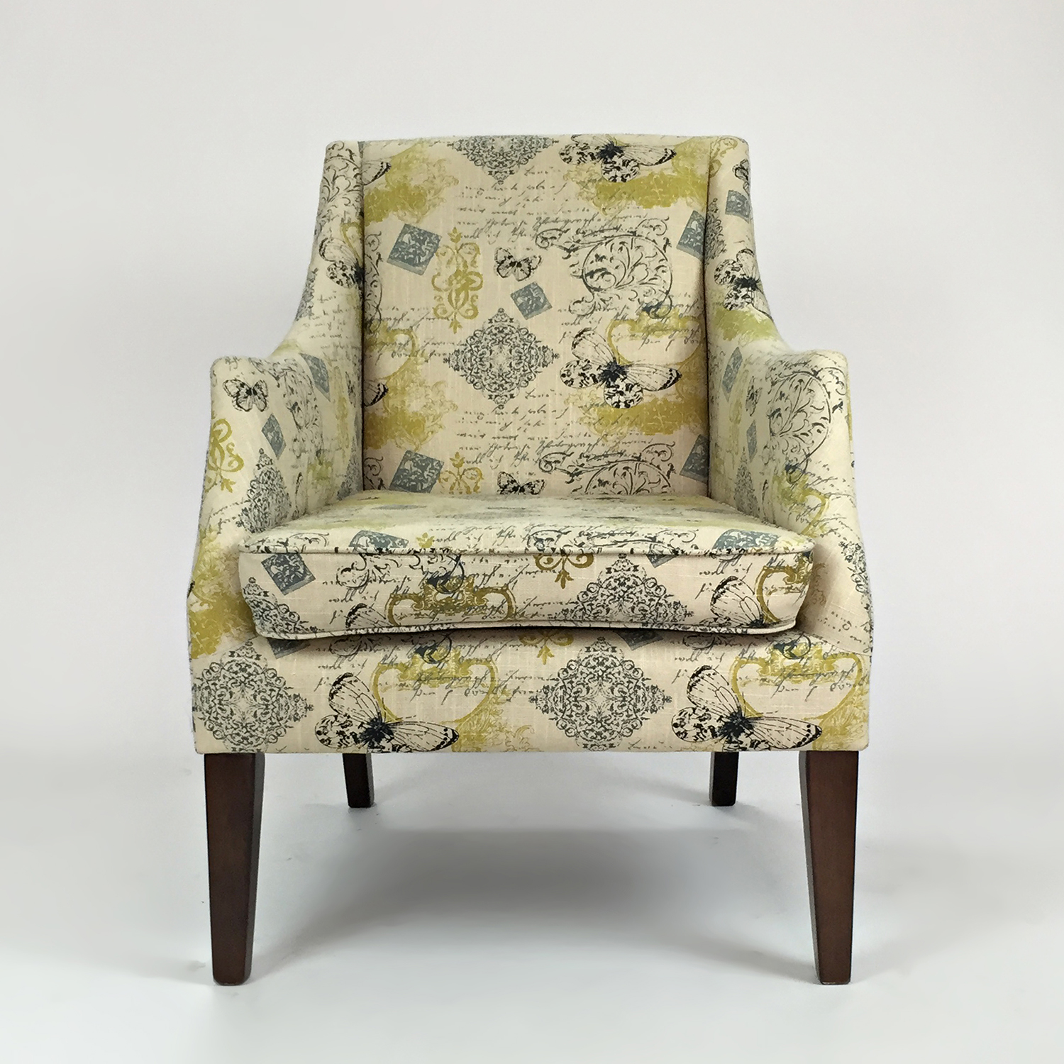 Ashley Home Furniture Prices: Ashley Furniture Hindell Park Putty Accent Chair