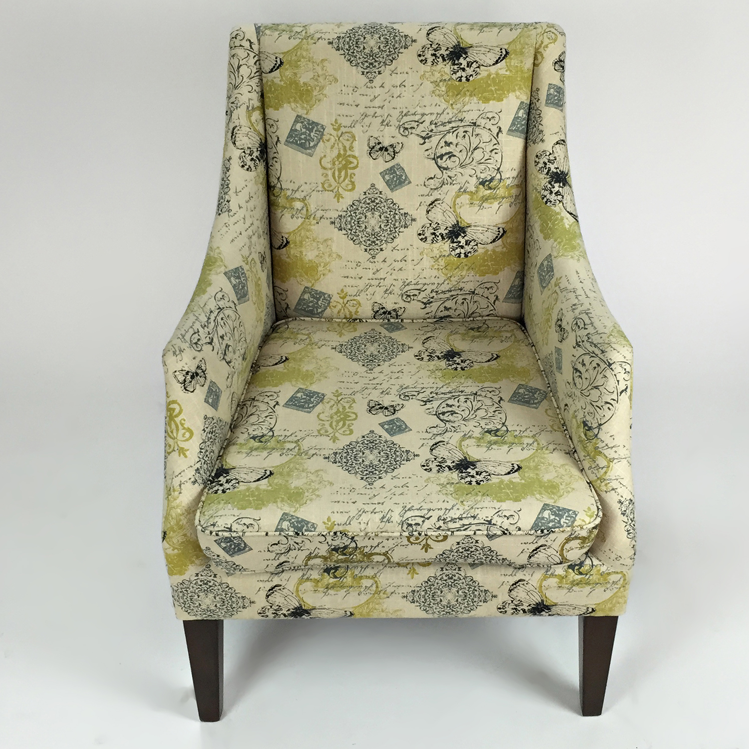 buy Hindell Park Putty Accent Chair Ashley Furniture Accent Chairs