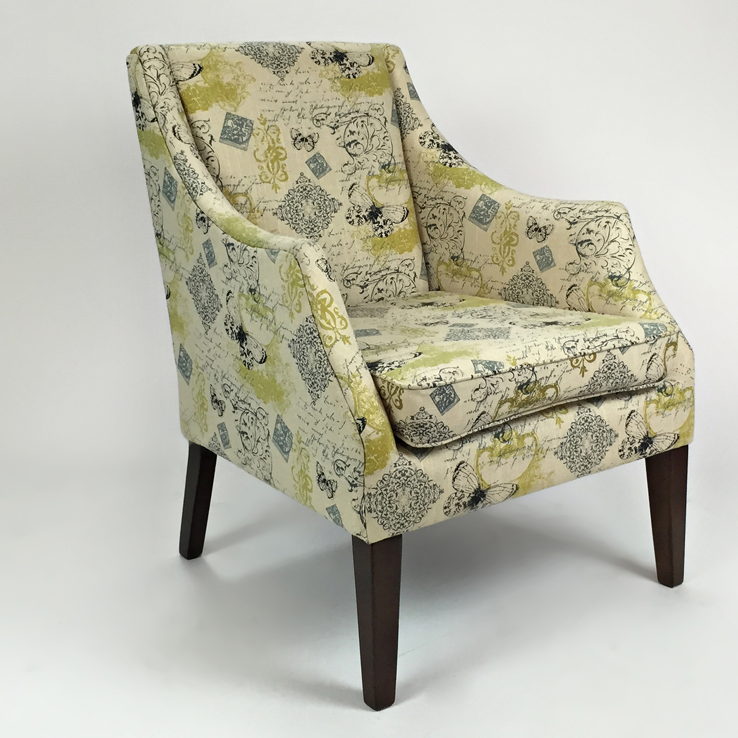 Ashley Accent Chairs: Ashley Furniture Hindell Park Putty Accent Chair