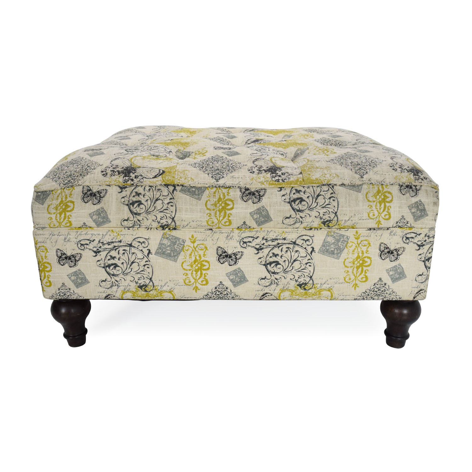 Buy Ashley Furniture Hindell Park Putty Accent Ottoman Online ...