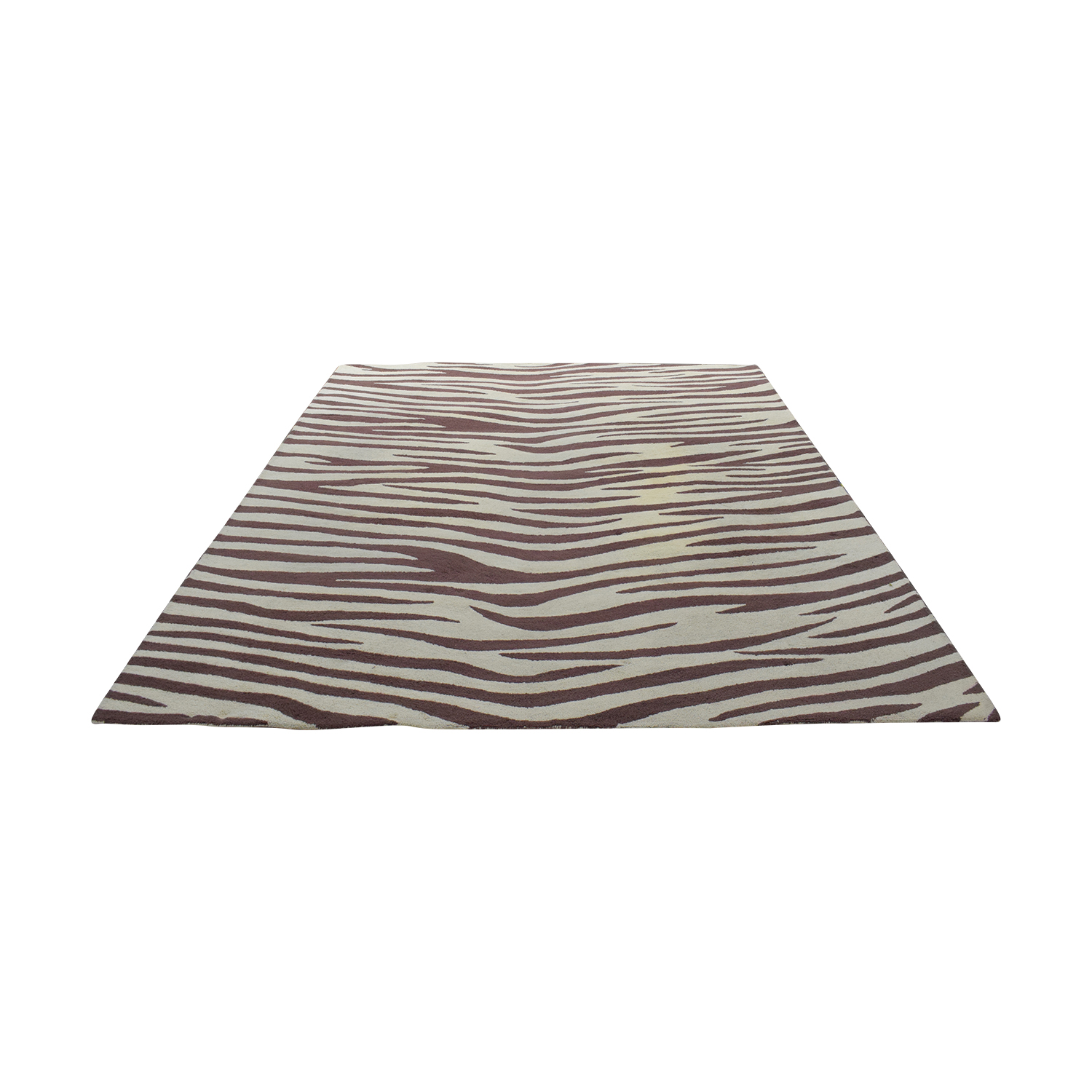 Pottery Barn Teen Pottery Barn Teen Zebra Pattern Rug