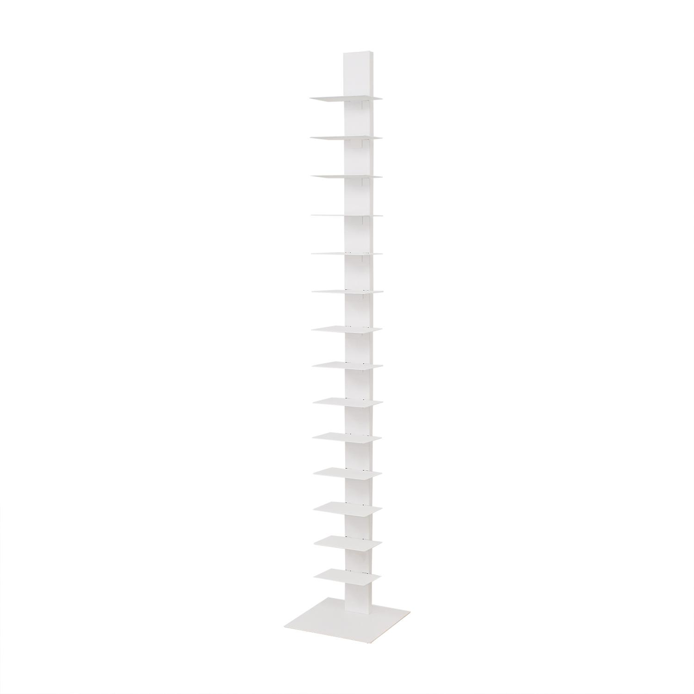 shop Bauhaus2YourHouse Sapien Style Tall Bookcase Bauhaus2YourHouse Storage