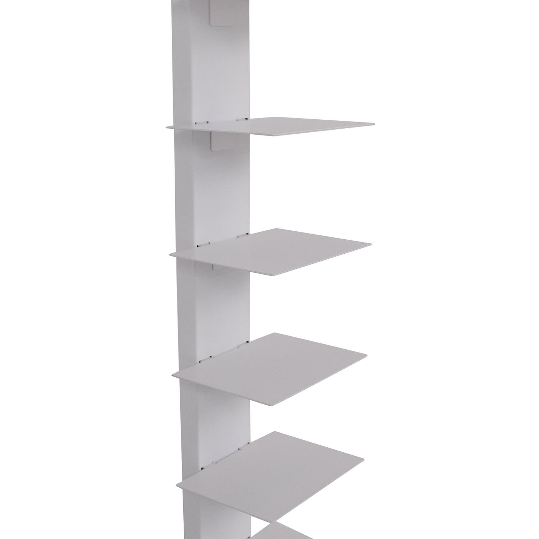shop Bauhaus2YourHouse Sapien Style Tall Bookcase Bauhaus2YourHouse