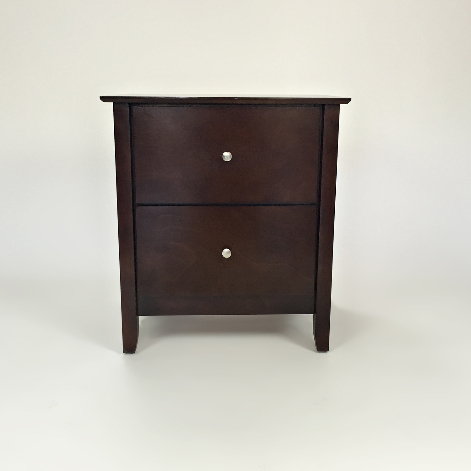 shop Tribeca Nightstand Bobs Furniture Tables