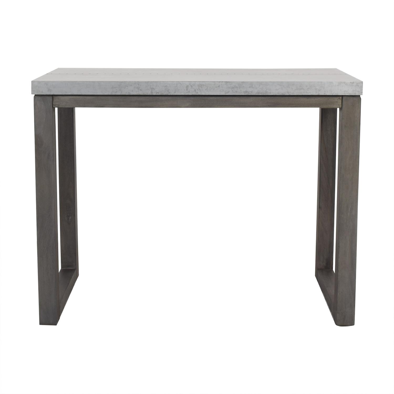 CB2 CB2 Stern Counter Table
