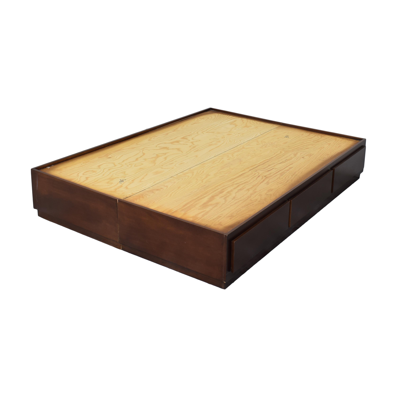 Queen Storage Bed price
