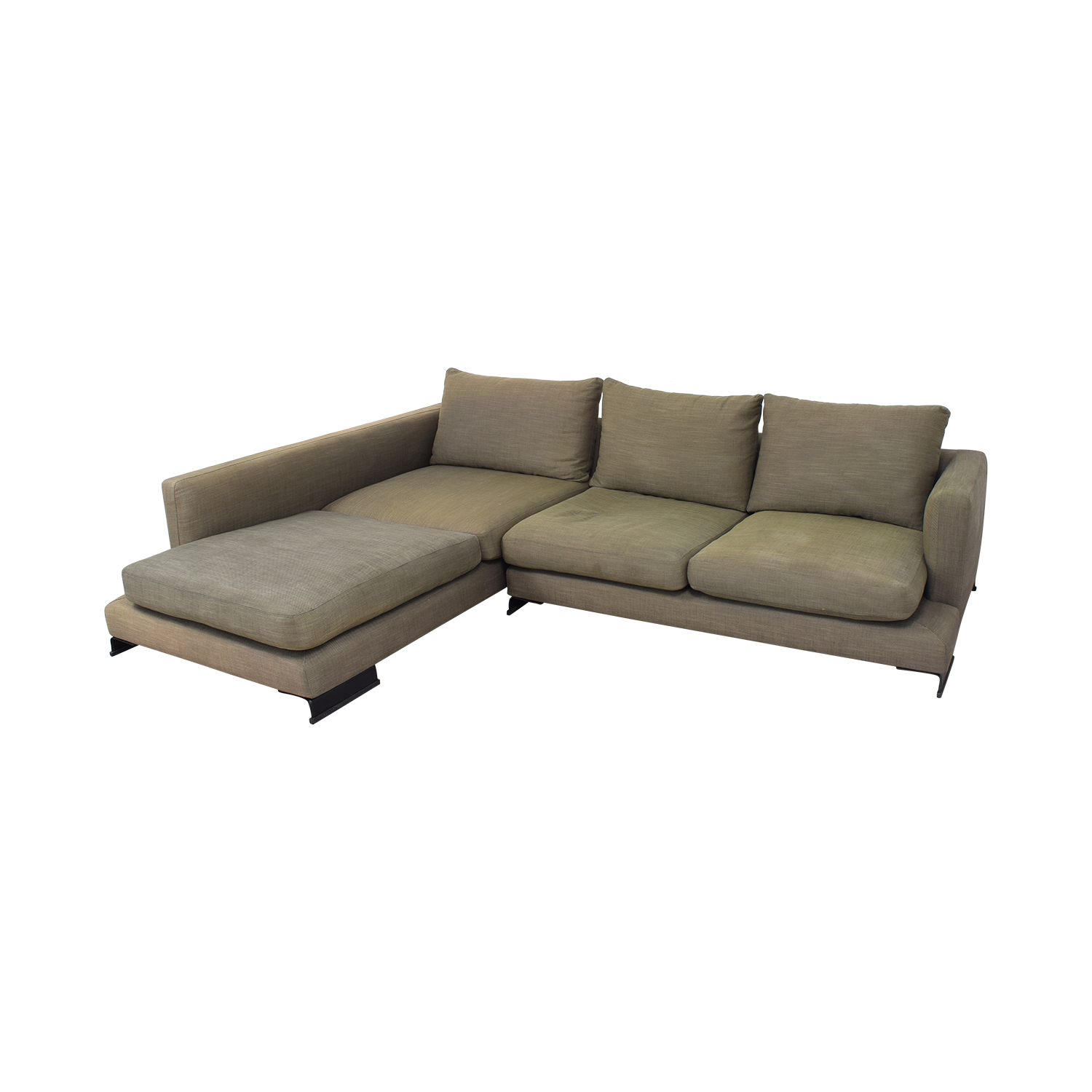 Camerich Camerich Lazy Time Sectional Sofa Sectionals