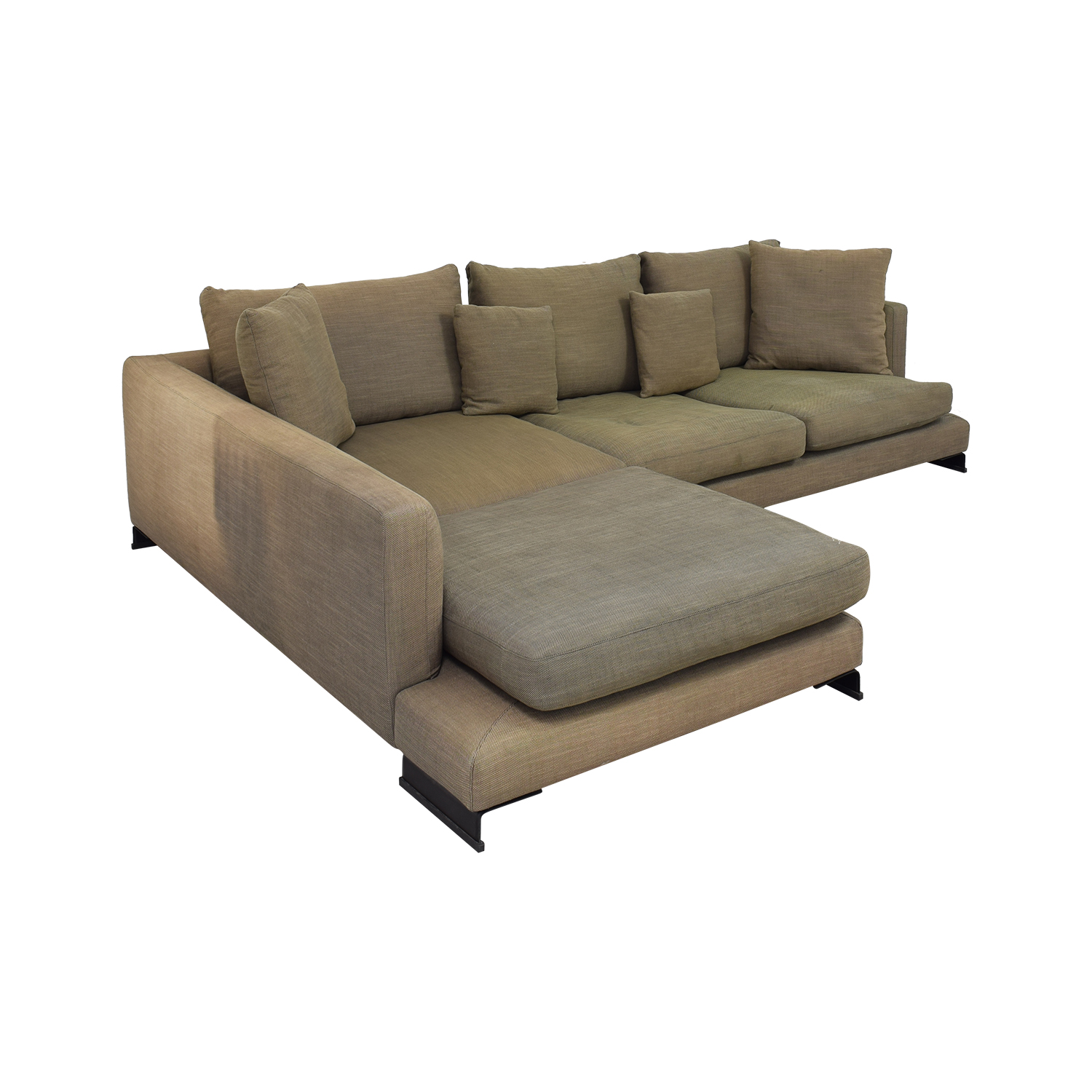 Camerich Camerich Lazy Time Sectional Sofa Sofas