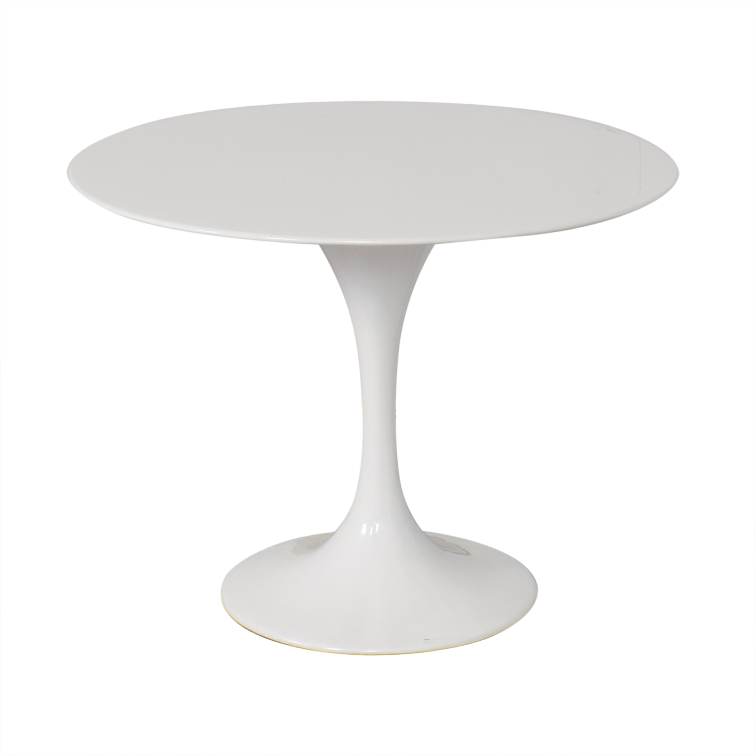 shop LexMod Lippa Round Dining Table LexMod Tables