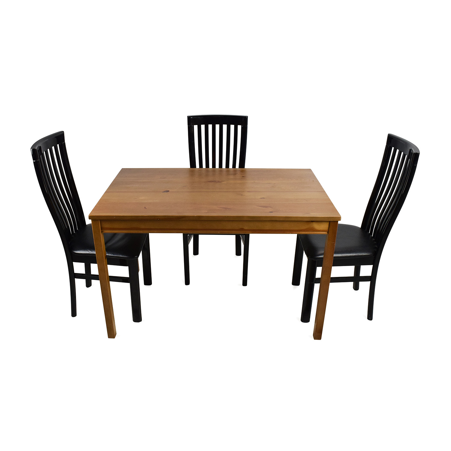Philip Engel Philip Engel 3-Chair Dining Set