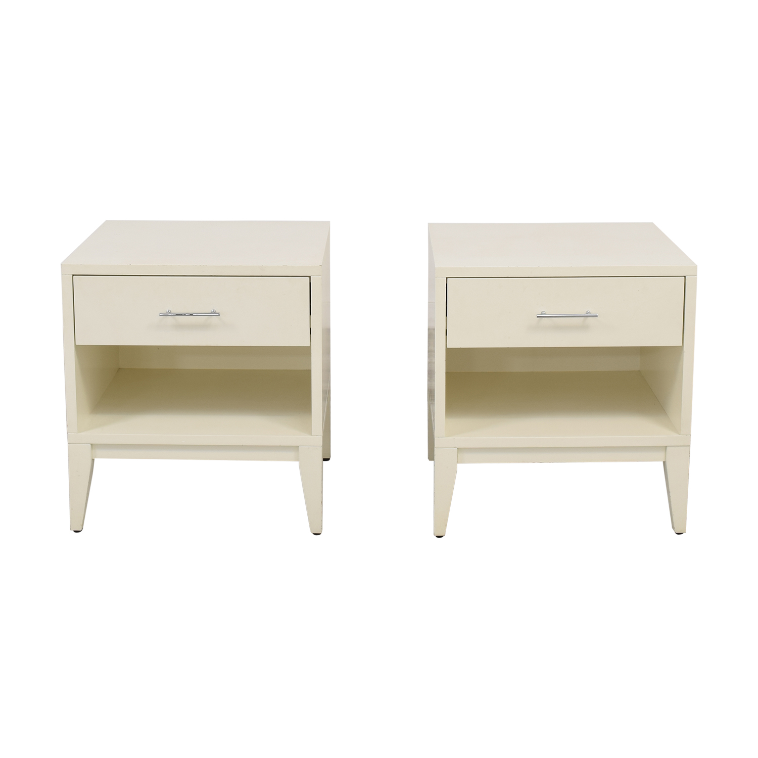 West Elm Narrow Leg End Tables / Tables