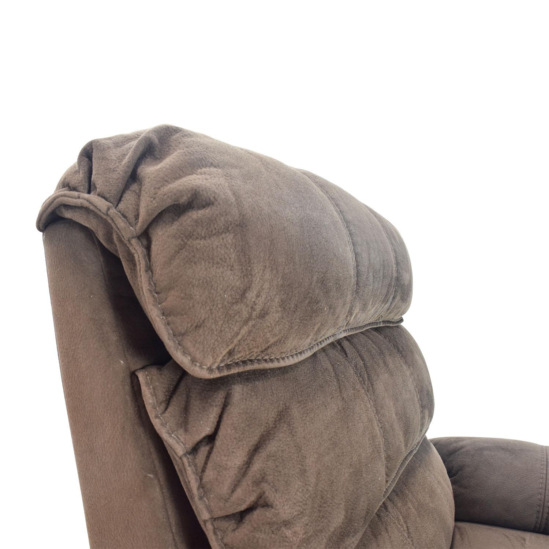 ... Macyu0027s Macyu0027s Recliner Chair ...  sc 1 st  Furnishare & 69% OFF - Macyu0027s Macyu0027s Recliner Chair / Chairs islam-shia.org
