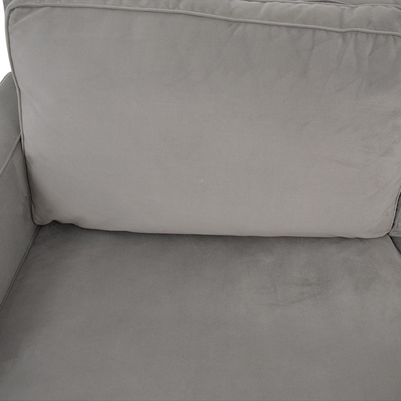 West Elm West Elm Henry Pull-Down Full Sleeper Sofa nyc