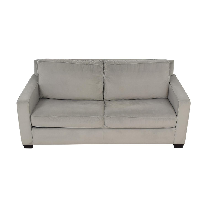 West Elm West Elm Henry Pull-Down Full Sleeper Sofa ma