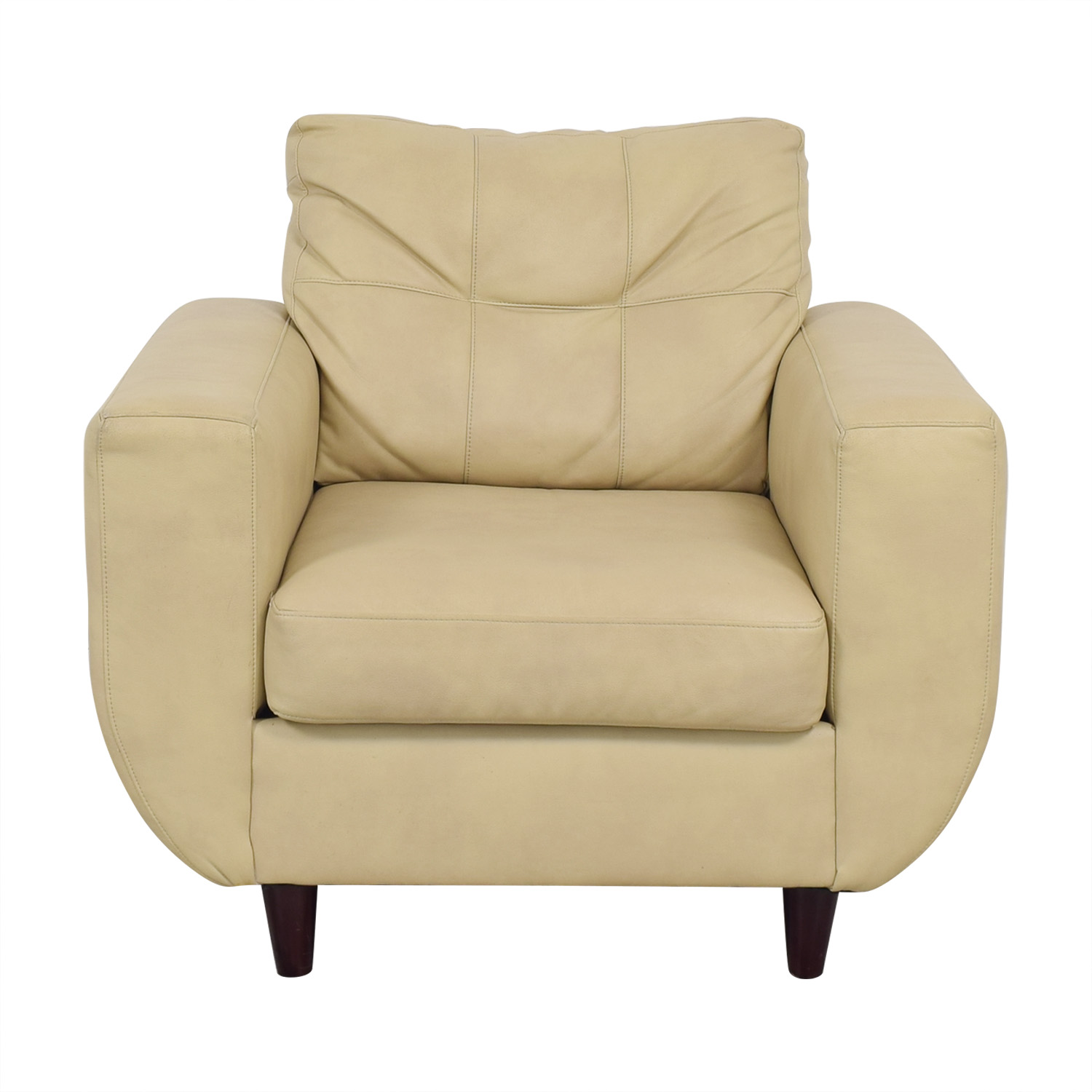 shop HomeGoods Cushioned Armchair HomeGoods Chairs