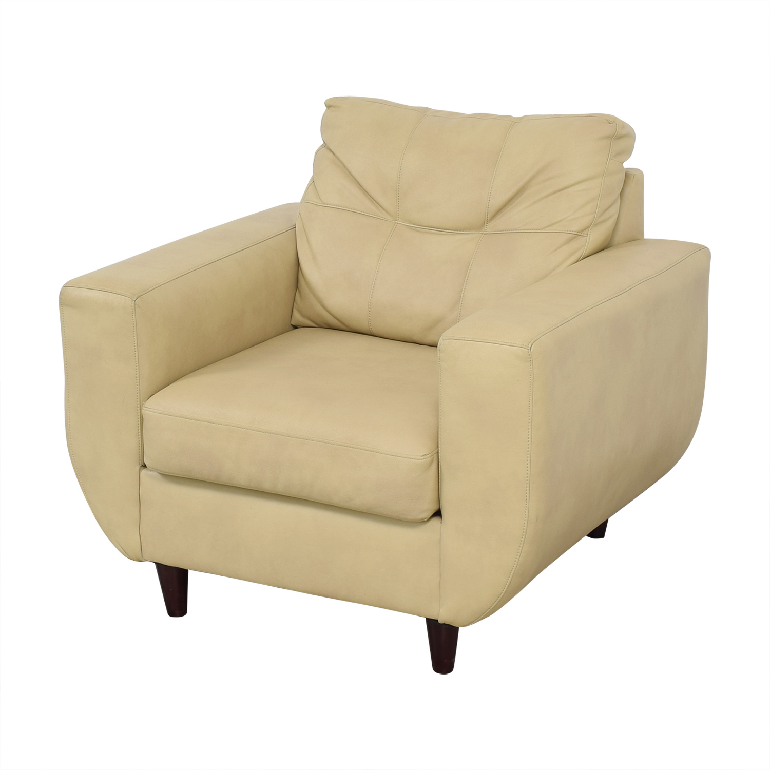 HomeGoods HomeGoods Cushioned Armchair pa