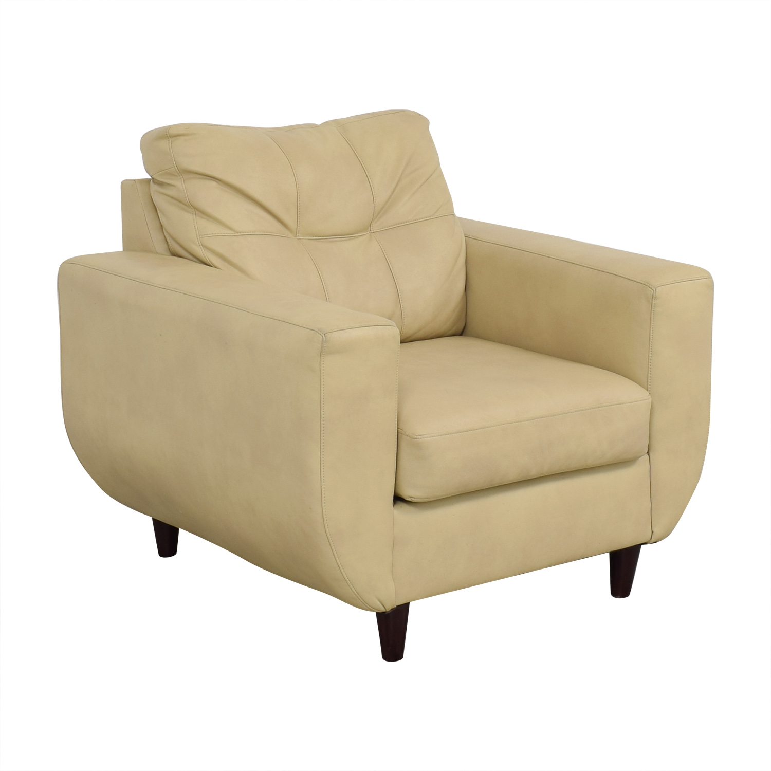 HomeGoods Cushioned Armchair / Chairs