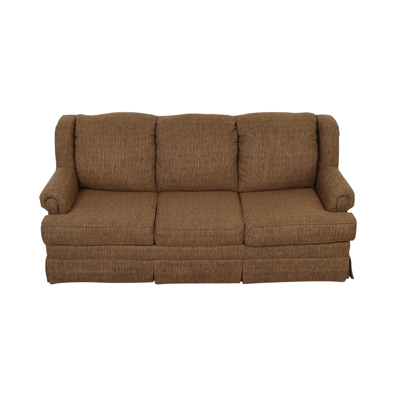 buy Klaussner Three Cushion Sofa Klaussner Classic Sofas