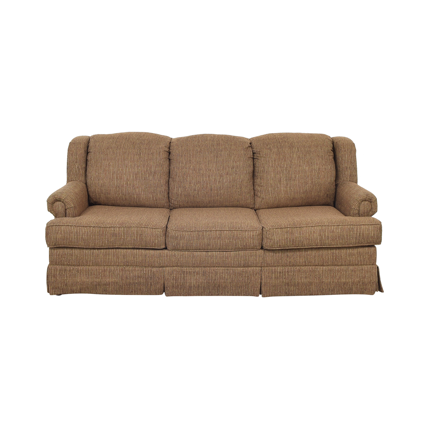Klaussner Three Cushion Sofa sale